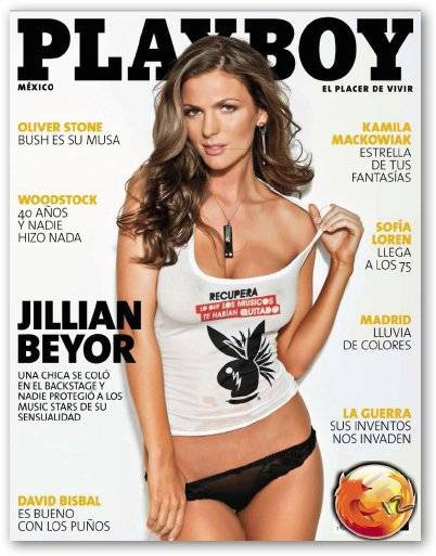 play boy mexico